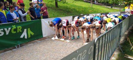 MČR ve sprintu Brno