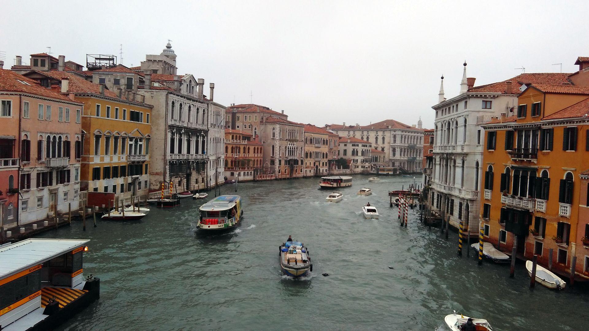 Meeting Orientamento a Venezia