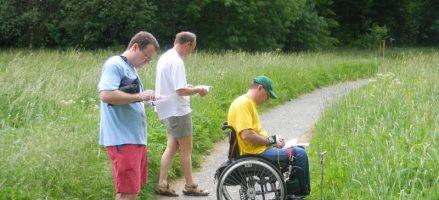 Závod Trail-O v Kroměříži v sobotu 21.5. 2011
