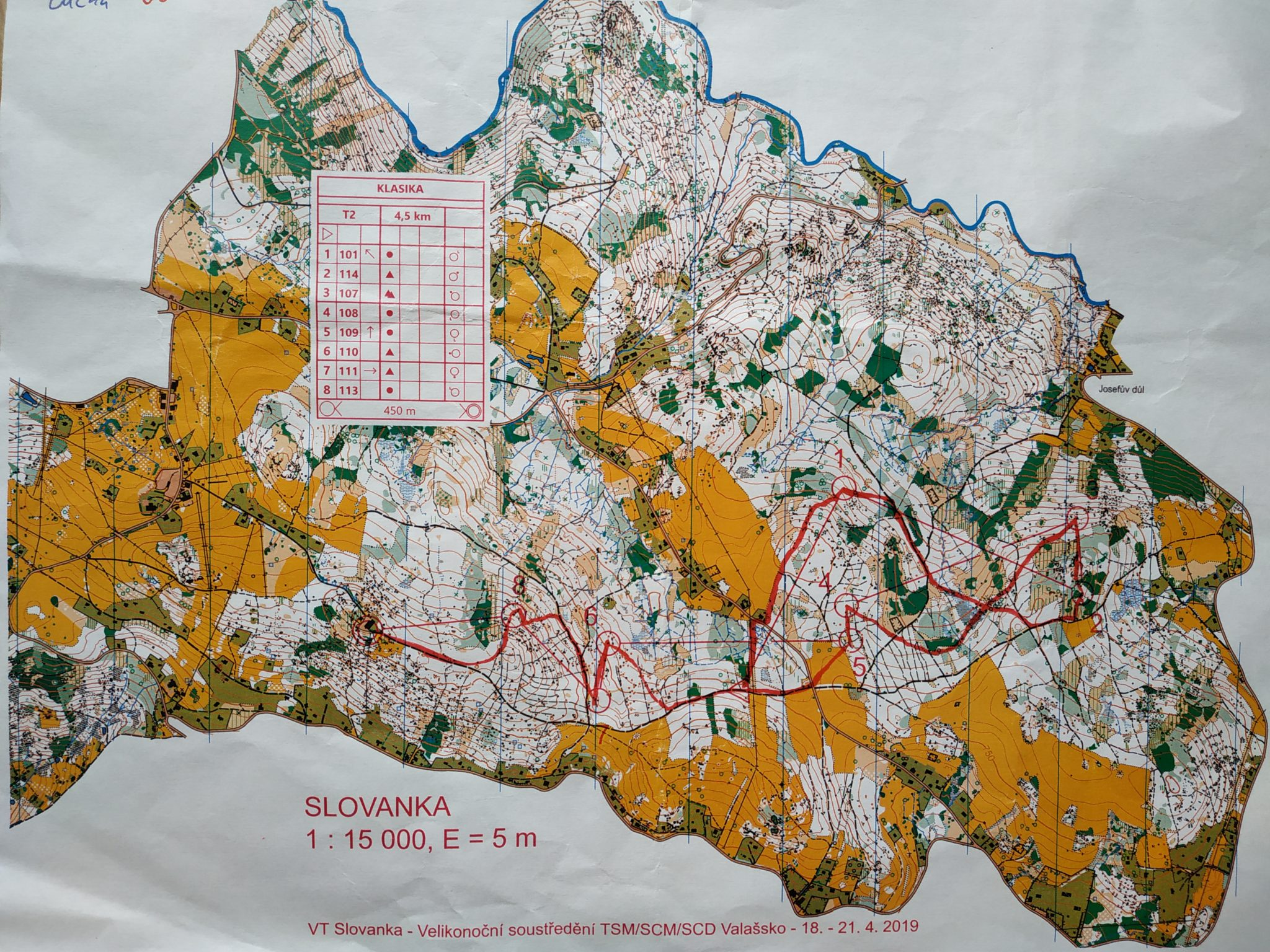 Soustředění Valašské oblasti