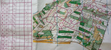 Mapové tréninky